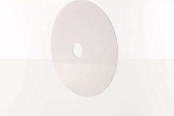 Particolari sagomati in PVC trasparente elettrosaldati