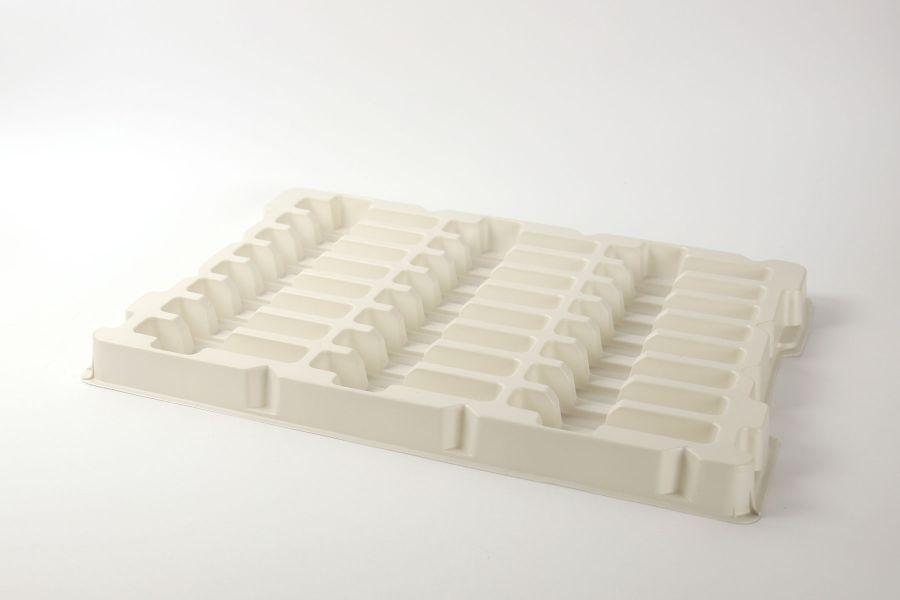 Vassoio da movimentazione in materiale BIOcomp