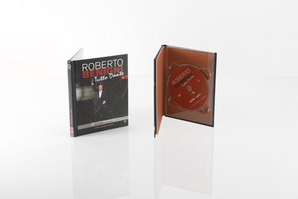 Raccoglitori per collezioni CD